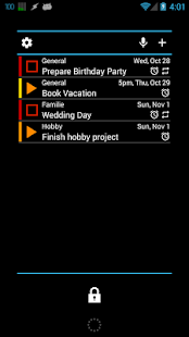 Tasks To Do Pro,  To-Do List - screenshot thumbnail
