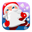 Dentist Christmas icon
