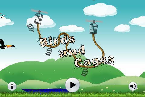 Birds and Cages Free - screenshot