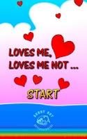 Screenshot of Loves me ... loves me not