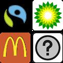 Logo Memory Matching Free Game logo