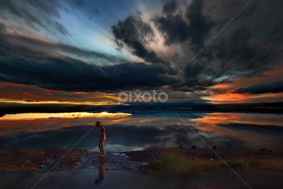 -------------- by Dimitrios Lamprou - Landscapes Waterscapes