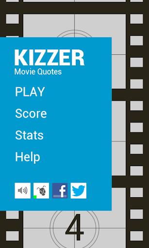 Kizzer Movie Quotes Trivia
