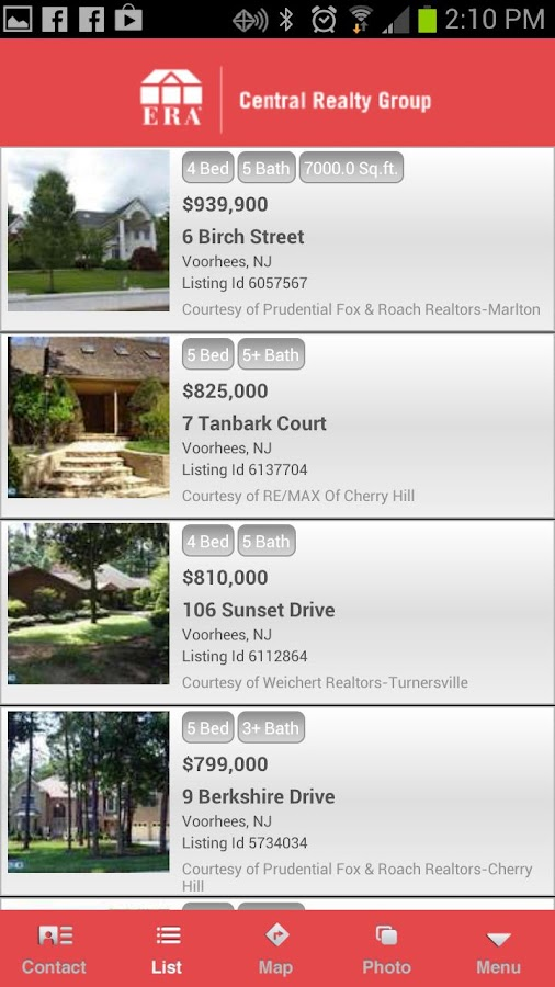 ERA Mobile Real Estate - screenshot