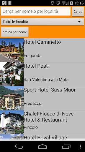 Trentino Holidays