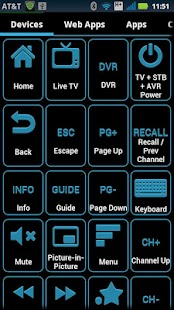 Able Remote for Google TV - screenshot thumbnail