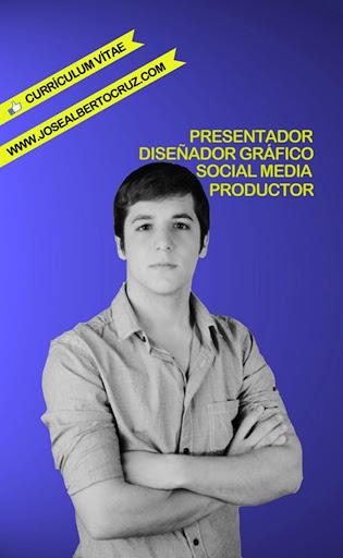 Currículum José Alberto Cruz