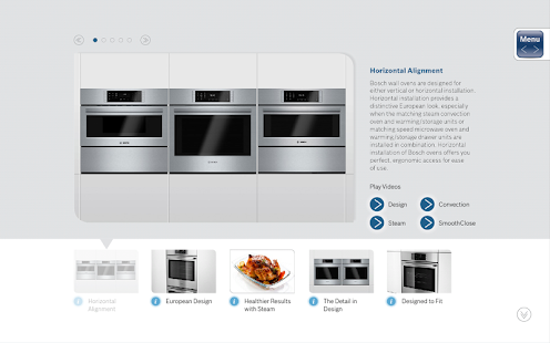 App Bosch Kitchen Design Guide Apk For Windows Phone Android Games And Apps