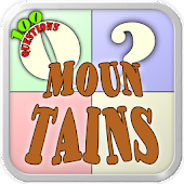 100 Questions Quiz: mountains