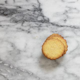 Polenta Cookies.