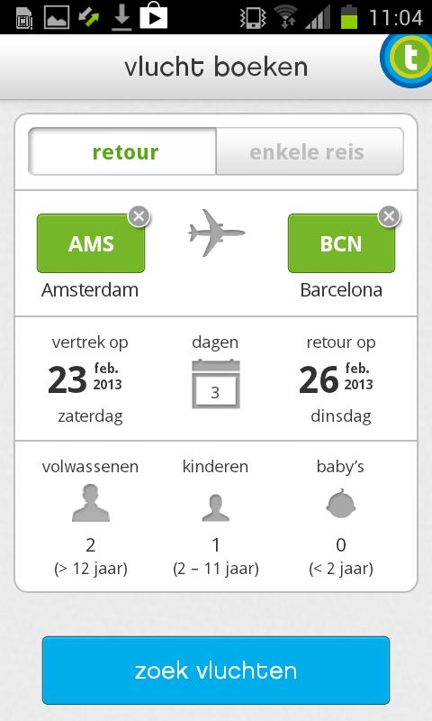 transavia.com - screenshot