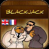Crystals Anglais Black Jack