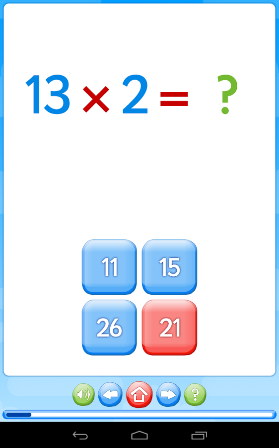 Foundation Maths - screenshot
