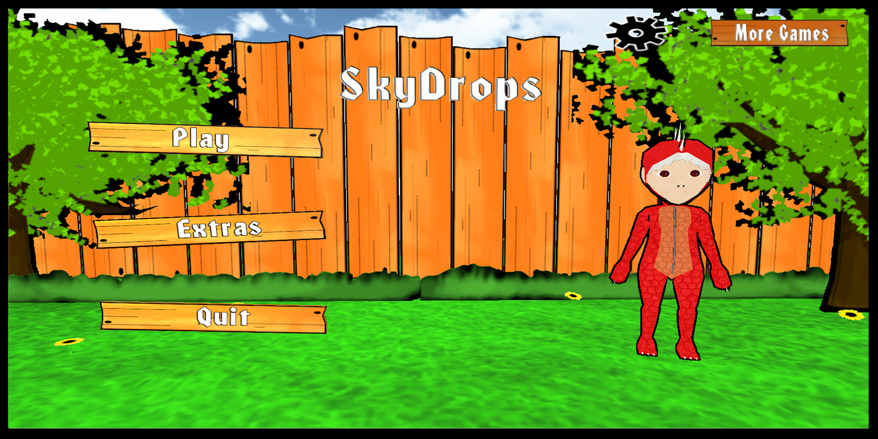SkyDrops - screenshot