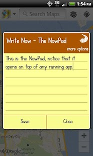Write Now - Notepad - screenshot thumbnail
