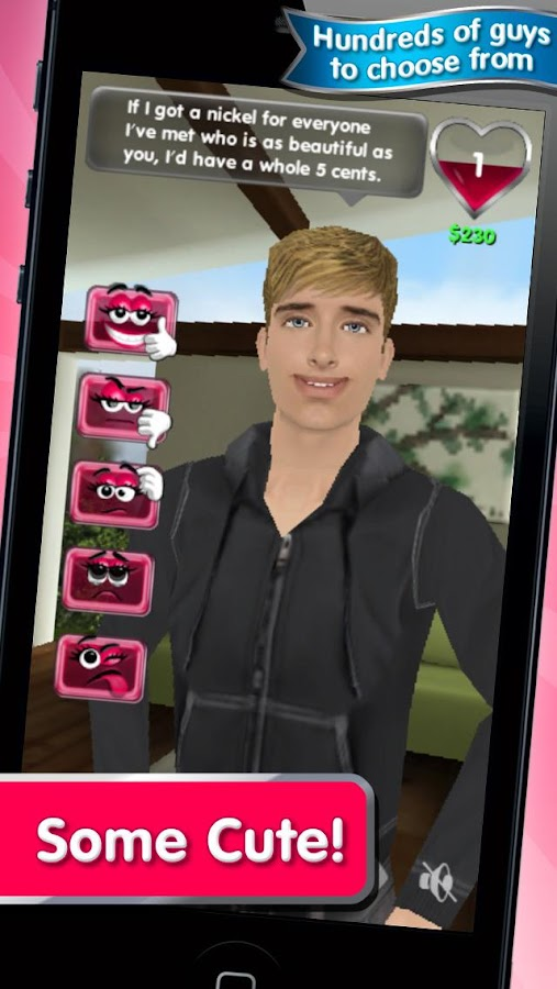 My Virtual Boyfriend Free - screenshot