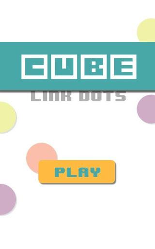 Cube Link Dots