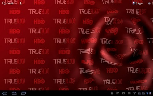True Blood Live Wallpaper - screenshot thumbnail