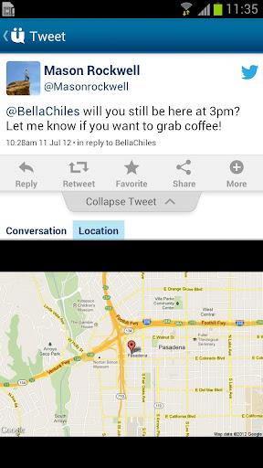 Aplikasi uberSocial terbaru android