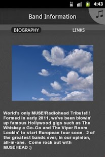 MUSEHEAD - screenshot thumbnail