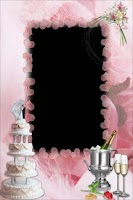 Screenshot of Wedding Frames