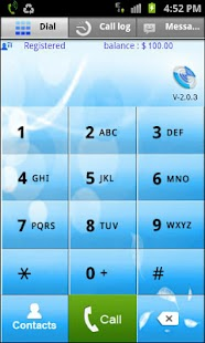 Bansberry Android Dialer - screenshot thumbnail
