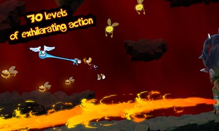 Rayman Jungle Run Screenshot 13