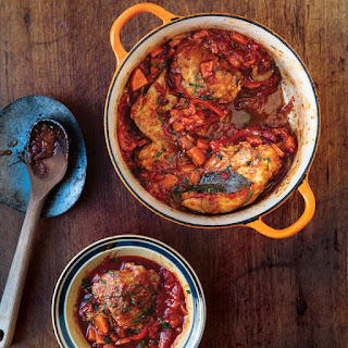 Pollo alla Cacciatora (Hunter's Wife's Chicken)
