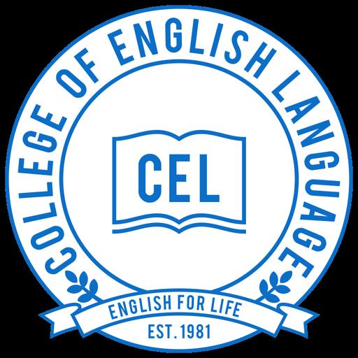 College of English Language LOGO-APP點子