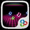 Neon Led Go Launcher icon