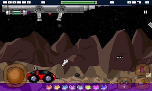 Space Rover - screenshot thumbnail
