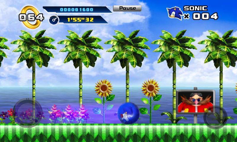 Sonic 4™ Episode I screenshot #2