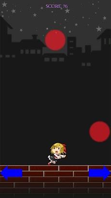 東方 ルーミアの暗闇なのかー~無料暇つぶしゲーム~のおすすめ画像2