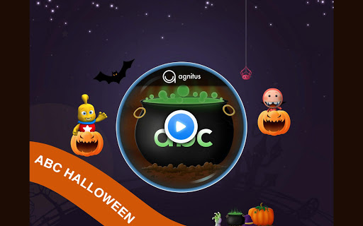 Preschool ABC Phonic Halloween