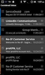 Email+ (Exchange)- screenshot thumbnail