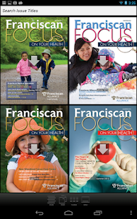 Franciscan Focus Magazine - screenshot thumbnail