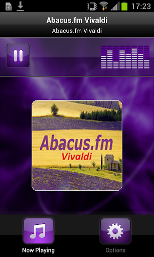 Abacus.fm Vivaldi