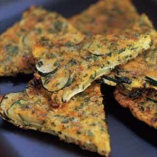 Cheddar and Vegetable Frittata