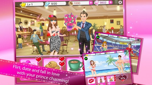 Star Girl: Valentine Hearts v3.8