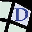 Diagonals icon