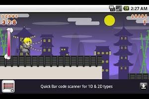 Screenshot of Ninja Dash Final