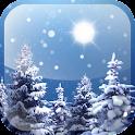 Snowfall 2015 LWP icon