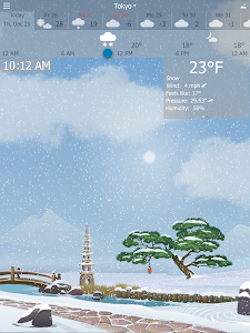 YoWindow Weather v1.4