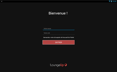 LoungeUp – Vignette de la capture d'écran