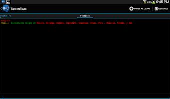 Screenshot of Chat Altamira