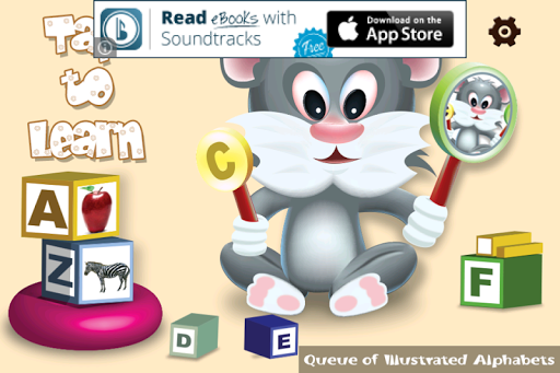 KidsAlphabets:Tap to Learn ABC