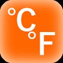 Air Temperatures Map icon