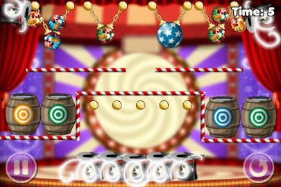 Puzzle Game - Cut the clowns 2 Screenshot 3