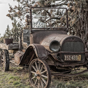 Rough Ride by Earl Heister - Transportation Automobiles (  )