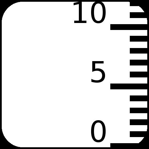 Ruler cm